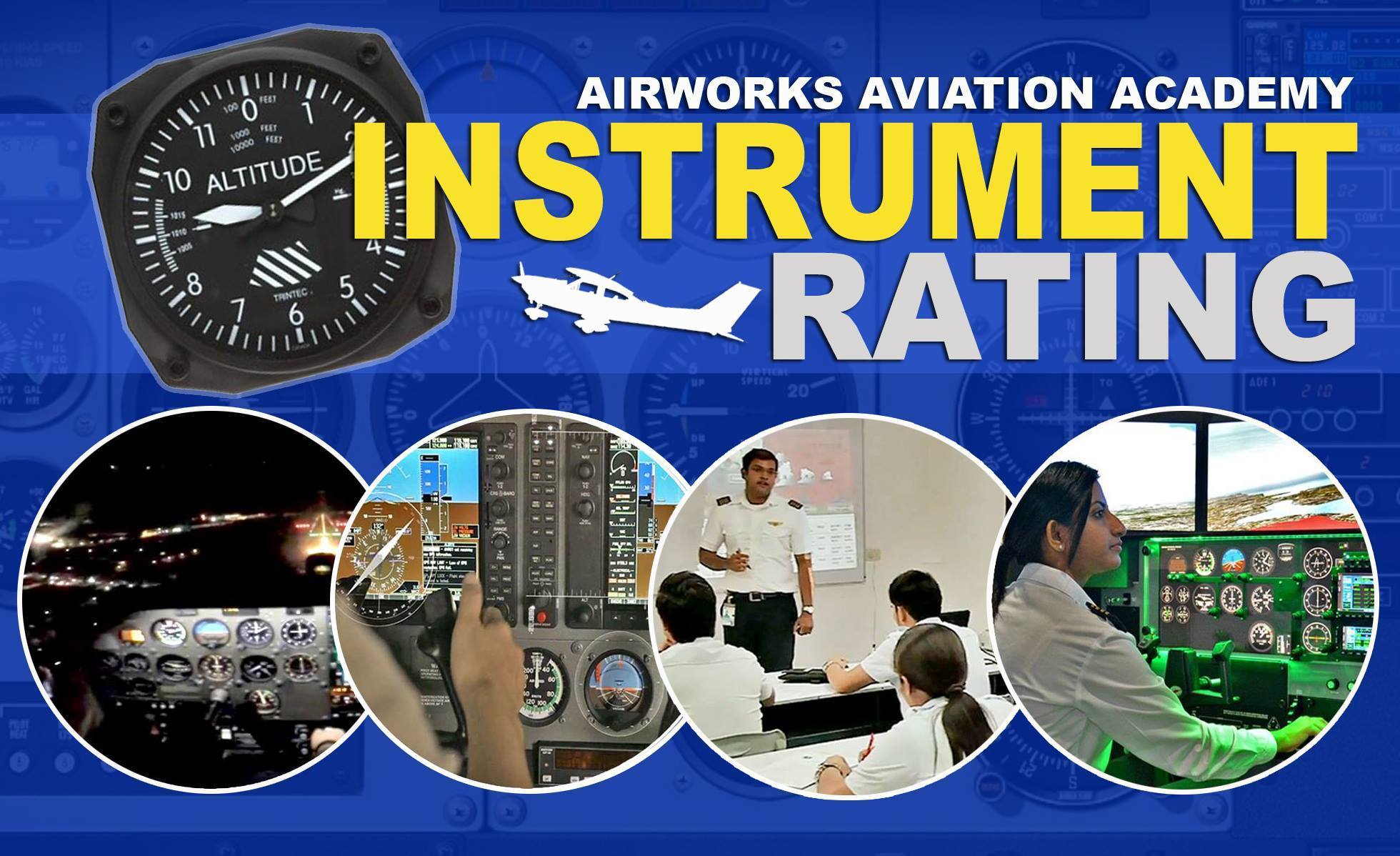 Instrument Rating in Cebu