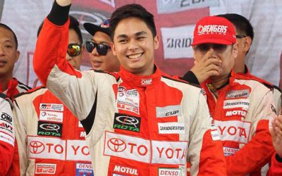 Sean Velasco: Conquering the Fast Lane and the Sky