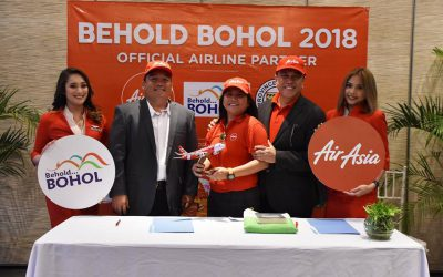 First Woman Pilot to Fly in Panglao Airport will be a Boholana