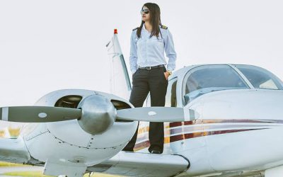 Dreams do Come True for this Female Pilot
